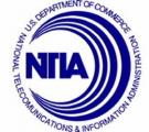 National Telecommunications and Information Administration logo